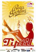 Concert Tiptil la Baza Sportivă din Vama Veche