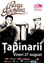Concert Ţapinarii la Baza Sportivă din Vama Veche