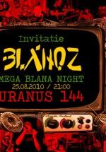Concert Blanoz la Uranus 144 din Bucureşti