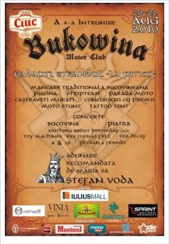 Bukowina Motor Club la Rădăuţi
