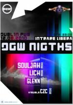 DGW Night la Dublin Pub din Iaşi