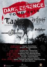 Dark Essence Tour 2010 în Club Daos din Timişoara
