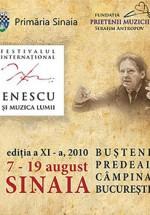 Festivalul Internaţional Enescu şi Muzica Lumii 2010