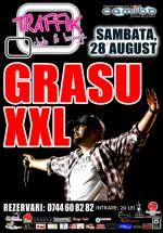 Concert Grasu XXL în Club Traffik din Mamaia