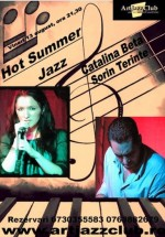 Hot Summer Jazz la Art Jazz Club din Bucureşti