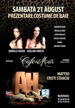 Matteo & Cristi Stanciu la Cafe Del Mar din Mamaia