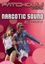 Concert Narcotic Sound la Patchouli Club din Arad