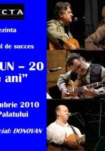 Festivalul Om Bun 2010 la Sala Palatului din Bucureşti