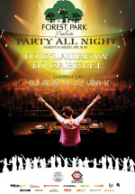 Party All Night la Forest Park din Pădurea Păuleşti