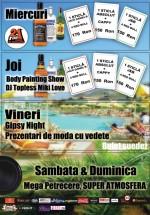Party la Bellagio Club din Mamaia