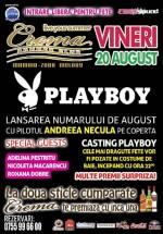 Playboy Party la Crema Summer Club din Mamaia