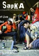 Concert Popa Sapka în Club Spice din Bucureşti