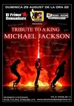 Tribute to a King Michael Jackson în El Primer Comandante din Bucureşti