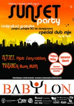 Weekend la Club Babylon din Suceava