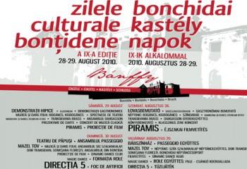 Zilelor Culturale Bonţidene 2010 la Cluj-Napoca