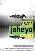 DJ Jaheyo în Club Raum din Cluj-Napoca
