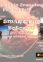 Concert Adrian Beznă la Smart Pub din Botoşani