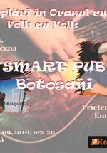 Concert Adrian Bezna la Smart Pub din Botoşani