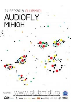 Audiofly în Club Midi din Cluj-Napoca