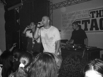 Concert Bitză în Club Black & White din Dej