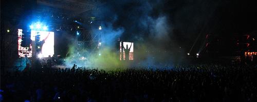 Concerte şi petreceri 9-15 septembrie 2010