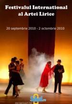Festivalul Internaţional al Artei Lirice 2010 la Sibiu