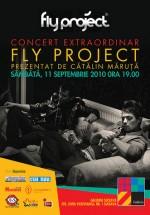 Concert Fly Project la Galleria Mall din Suceava