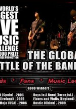Global Battle of Bands la Arenele Romane din Bucureşti