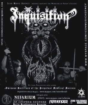 Concert Iquisition la Thunder Rock Club din Odorheiu-Secuiesc