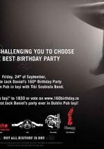 Jack Daniel's 160 years Party la Dublin Pub din Iaşi