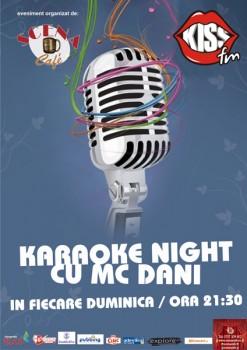 Karaoke Night la Scena Cafe din Galaţi
