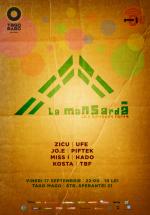 La Mansardă la Club Tago Mago din Bucureşti
