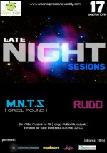 Late Night Sessions la Limes Cafe din Iaşi