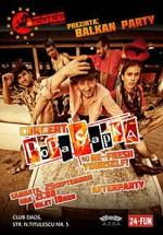 Concert Popa Sapka în Club Daos din Timişoara