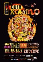 Burn X Casino la Skatepark Herăstrău din Bucureşti