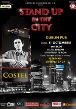 Stand up in the city la Dublin Pub din Iaşi