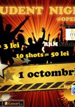 Student Night la Open Pub din Bucureşti