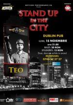 Teo la Dublin Pub din Iaşi