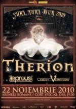 Concert Therion la Bucureşti