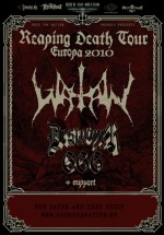 Concert Watain şi Destroyer 666 în Club Gold Time din Baia Mare