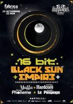 16bit & Black Sun Empire în Club Fabrica din Bucureşti