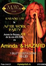 After Work Party la Club My Way din Cluj-Napoca