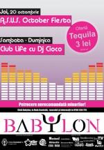 Party la Club Babylon din Suceava