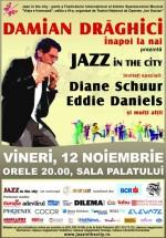 Damian Draghici – Jazz in the City la Sala Palatului din Bucureşti