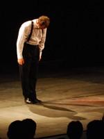 POZE: Tudor Gheorghe şi Dan Puric în cadrul Festivalului Artelor 2010