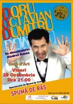 Doru Octavian Dumitru la Cafe D'Art din Constanţa