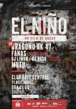 Lansare album El Nino în Cafe Central din Craiova.