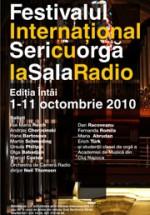 Festivalul Internaţional de Orga la Sala Radio din Bucureşti