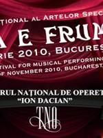 Bilete Festivalul Viaţa e Frumoasă 2010 la Bucureşti
