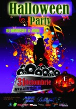 Halloween Party la After Eight din Cluj-Napoca